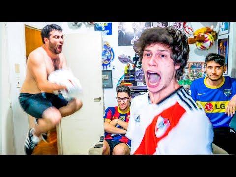 Gremio 1 River 2 | SEMIFINAL VUELTA Copa Libertadores 2018 | Reacciones de Amigos