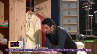 تع اشرب شاي - شوف حسن الرداد قدر يكوي كام قميص في 3 دقايق