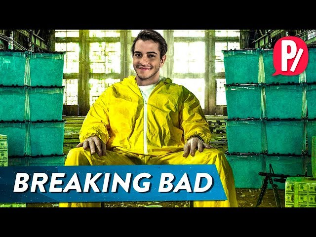BREAKING BAD | PARAFERNALHA