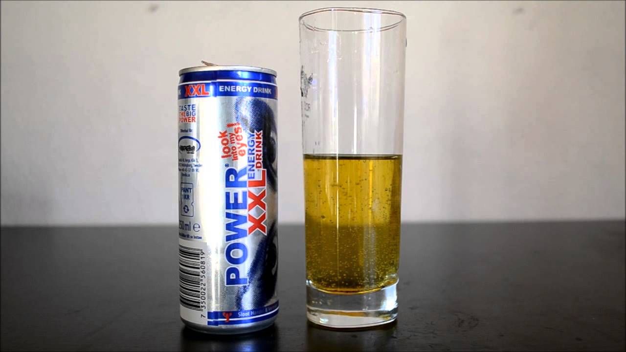 Power XXL - Energy Drink Review - YouTube