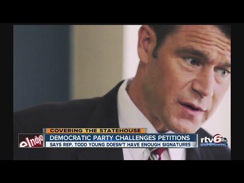 Democrats say Rep. Todd Young doesn
