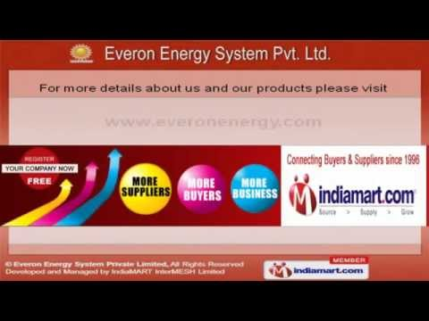 Energy Saver Products by Everon Energy System Private Limited, New Delhi