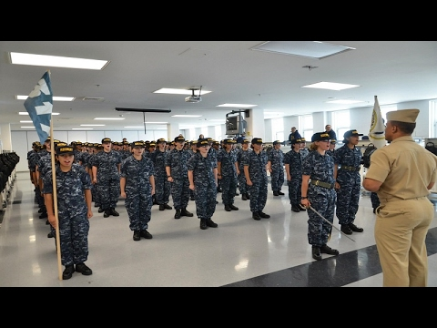 Hardest Part of Navy Boot Camp For Me