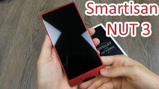 Smartisan Nut 3 розпакування, характеристики і дизайн російською