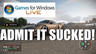 видео Game For Windows LIVE (Игры) - скачать бесплатно
