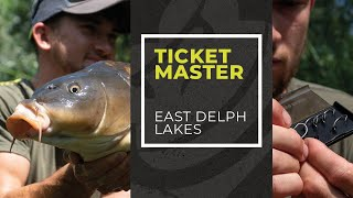 TICKETMASTER | EP 02 | EAST DELPH LAKES