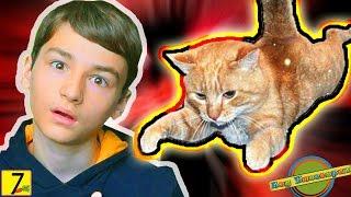 Брайн Мапс и его кот Тигра АГУ БЛОГГЕРАМ 7 Брайнживи Реакция ребенка на Брайна Мапса