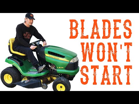 Check This First If Your Riding Lawn Mower Stalls When You