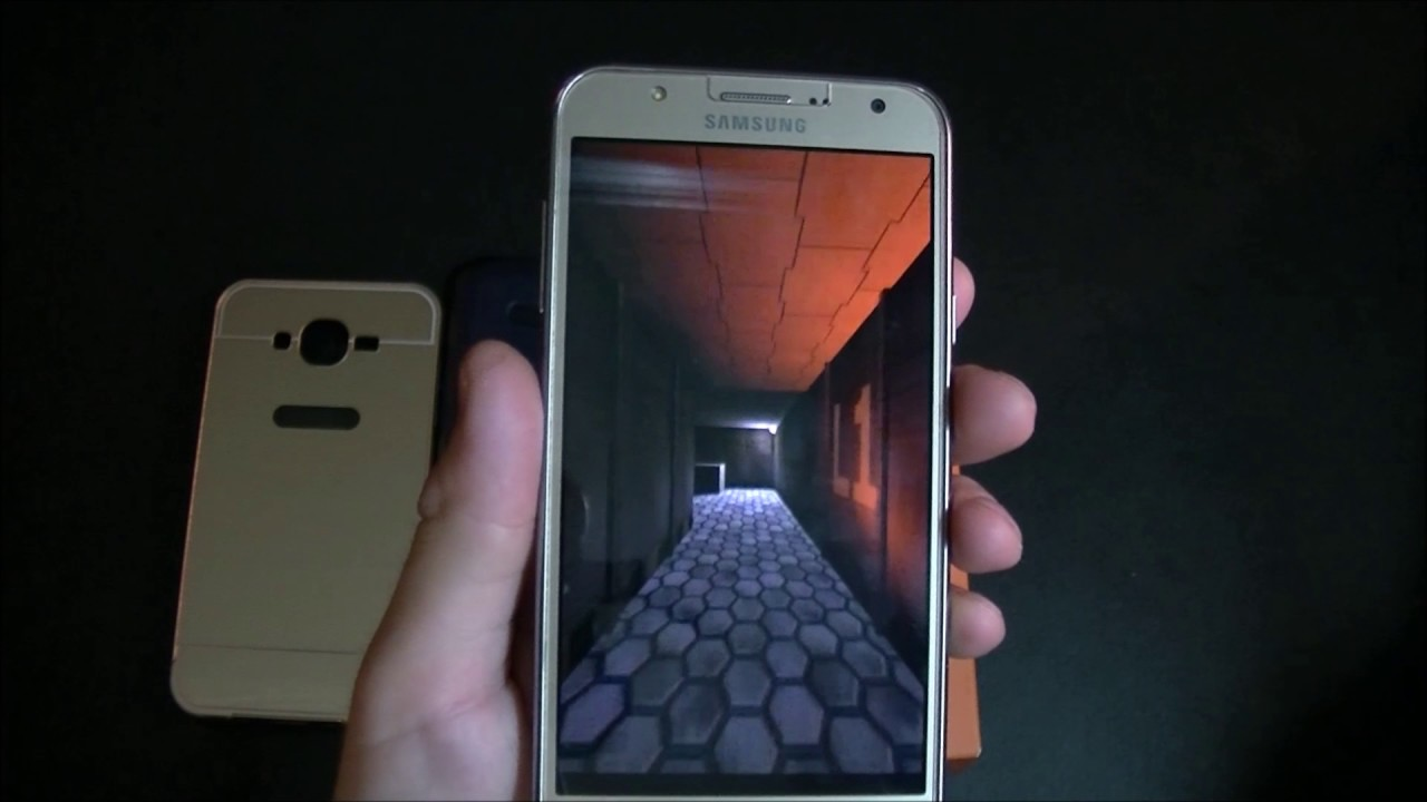 Видеообзор Samsung Galaxy J7 - YouTube