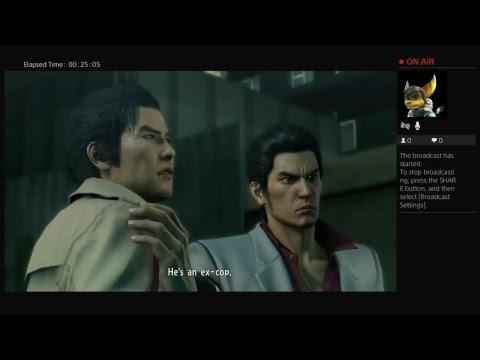 Yakuza Kiwame Underground Coliseum Fight