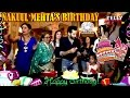Nakuul Mehta aka Shivaay's Birthday Celebration on Ishqbaaz Sets | Surbhi Chandna Interview