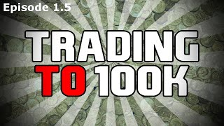 FIFA 15 UT | TRADING To 100K #1.5 | Live Trading! | Ultimate Team Trading Series