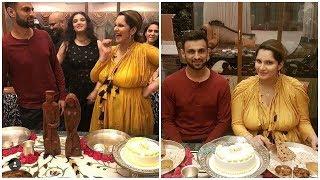 Sania Mirza & Shoaib Malik Before & After  Pregnancy Lifestyle 2018