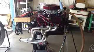 Olds 403 Crate Engine @ Brew's Engines, LLC 2014