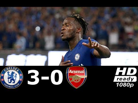 Download Chelsea vs Arsenal 3-0 - All Goals and Highlights HD 2017 - Preseason Friendly 2017