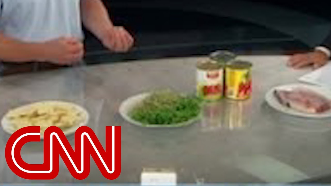 Cnn Video  Foods You Should Never Eat
