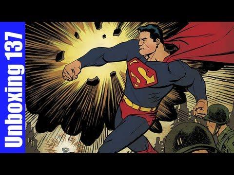 Superman Unchained #1, Batman #21 Zero Year, Savage Wolverine #6, more! Unboxing Wednesdays 137