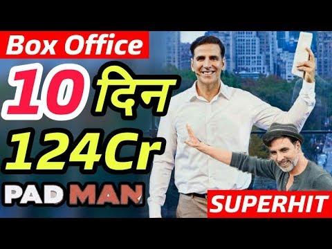 Shocking! Padman 10th Day Box Office Collection | Sunday | Akshay Kumar