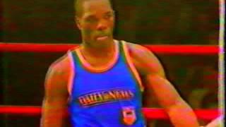 1988 62nd NYC Daily News Golden Gloves Finals (part 2)