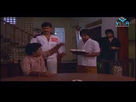 Nadodikkattu Movie : Angane Pavanayi Shavamayi Comedy Scenes
