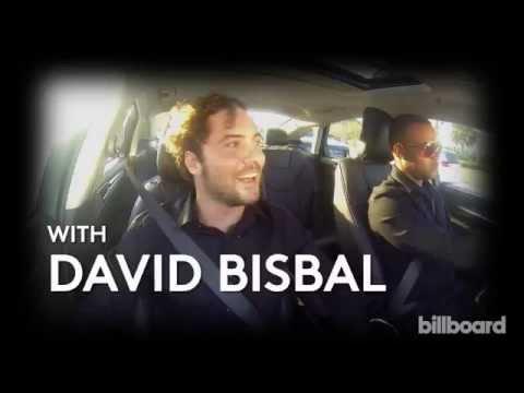 David Bisbal Surprise Fan Ride!