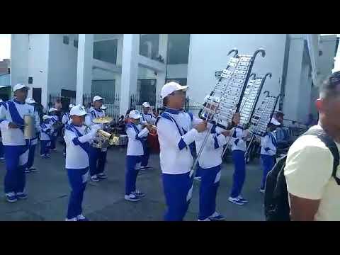 Banda i.E  Alfonso López pumarejo puerto berrio Antioquia