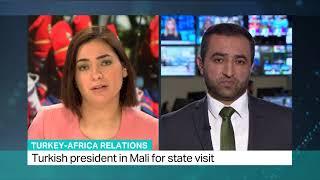 Erdogan wraps up a visit to African countries, Algeria, Mauritania, Senegal and Mali