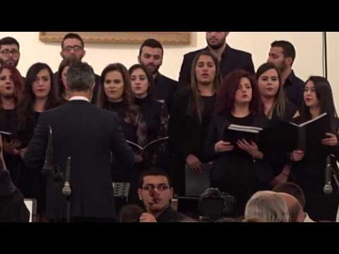 Christmas Spirits From Dhour El Choueir's Churches, Lebanon (2016-12-10)