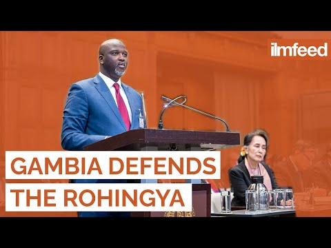 GAMBIA DEFENDS THE ROHINGYA!