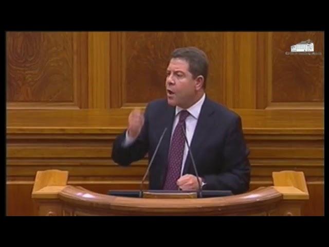 Page exige el cese del delgado de Rajoy por pedir la aplicación del 155 a Castilla-La Mancha