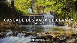 Cascade des Vaux de Cernay - Yvelines - Vallée de Chevreuse