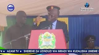 RAISI MAGUFULI ALIVYO USIFIA WIMBO WA GOODLUCK GOZBERT #HAUWEZI KUSHINDANA