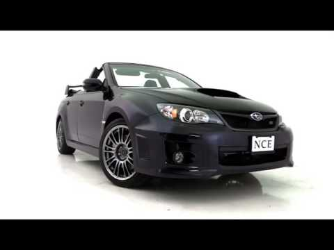 Subaru Wrx Convertible By Nce