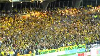 Nantes 1-2 Paris 25 Aout 2013