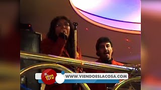 VIDEO: ALGO DE MI (en VIVO)