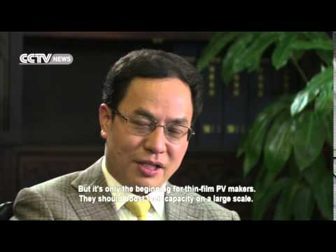 Interview: Solar power mogul now China's richest man