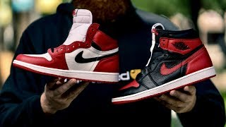 HOW GOOD IS THE AIR JORDAN 1 HOMAGE TO HOME?