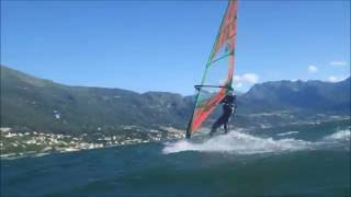 Windsurf: Dervio (Como Lake), 6 August 2016