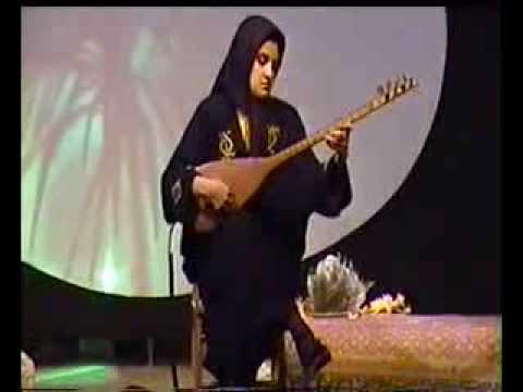 Parisa Arsalani (yanıq kerem) Solo saz -Urmu-Urmiye-Urmia