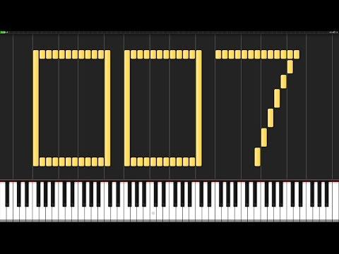 Writing's on the Wall - James Bond: Spectre - Sam Smith [Piano Tutorial] // ThePandaTooth