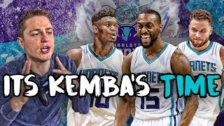 REBUILDING THE CHARLOTTE HORNETS AROUND KEMBA NBA 2K19