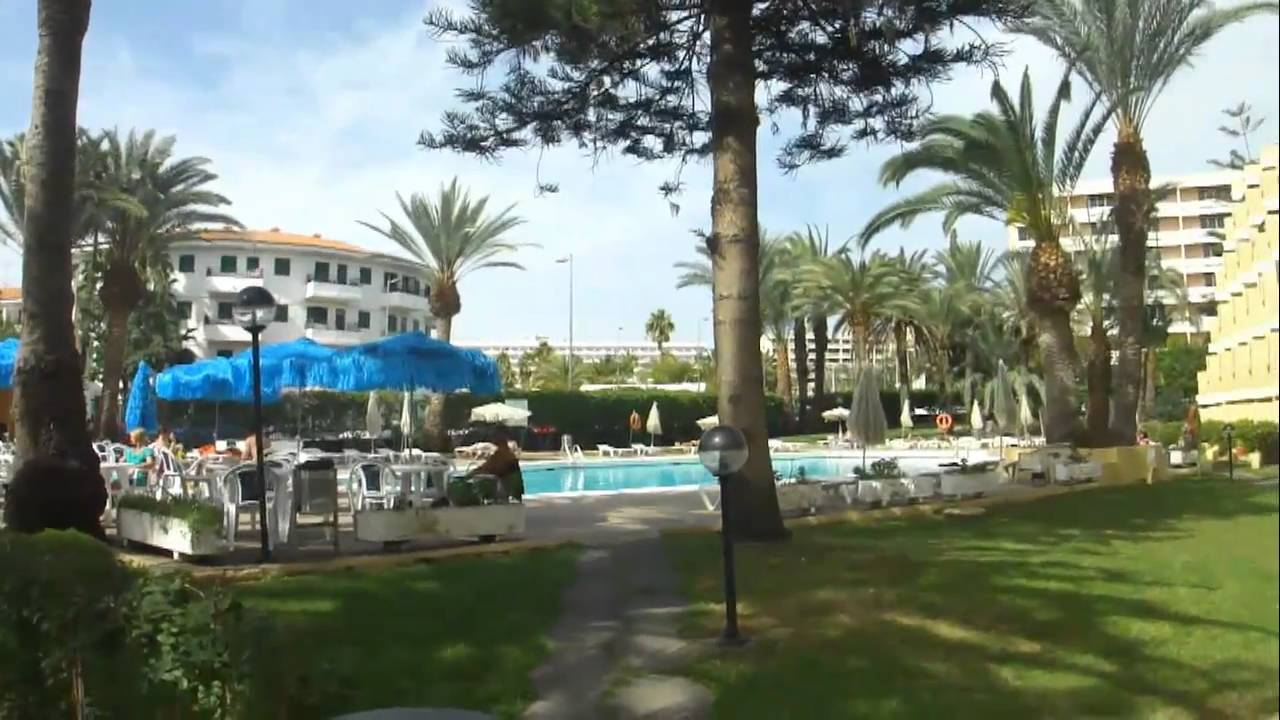 Apartment Jardin Del Atlantico, Playa Del Ingles, Gran Canaria - YouTube
