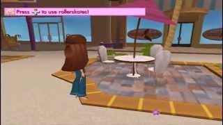 Bratz The Movie Wii Gameplay Part 1