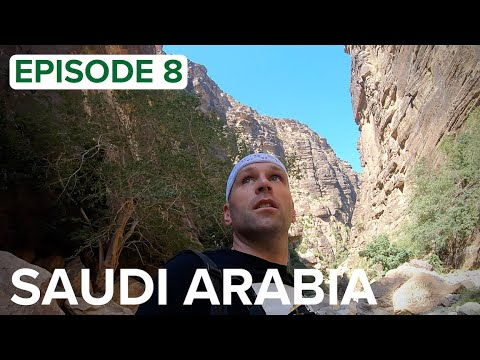 The GRAND CANYON Of SAUDI ARABIA 🇸🇦INSIDE SAUDI ARABIA #8