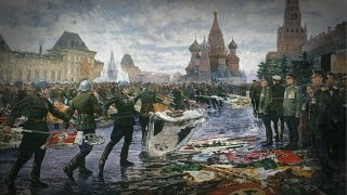 Union Of Soviet Socialist Republics 1922 1991 Patriotic Song Long Live Our State 1943