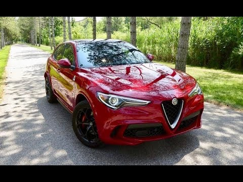 Alfa Romeo Stelvio Quadrifoglio Review | A Hot Blooded Racing Machine
