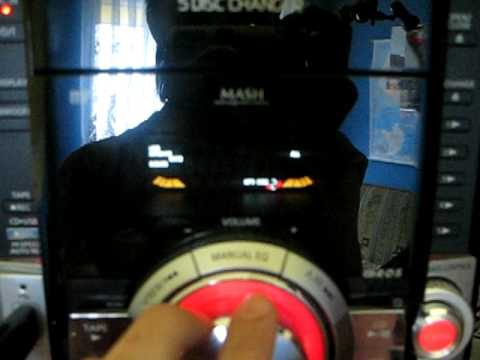 Sony Mhc Rx 90