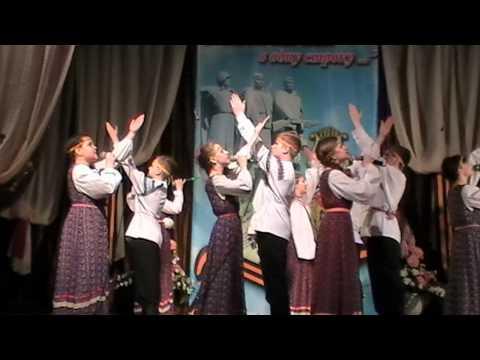 """Детский хор """"Родники"""" г. Волоколамск"""