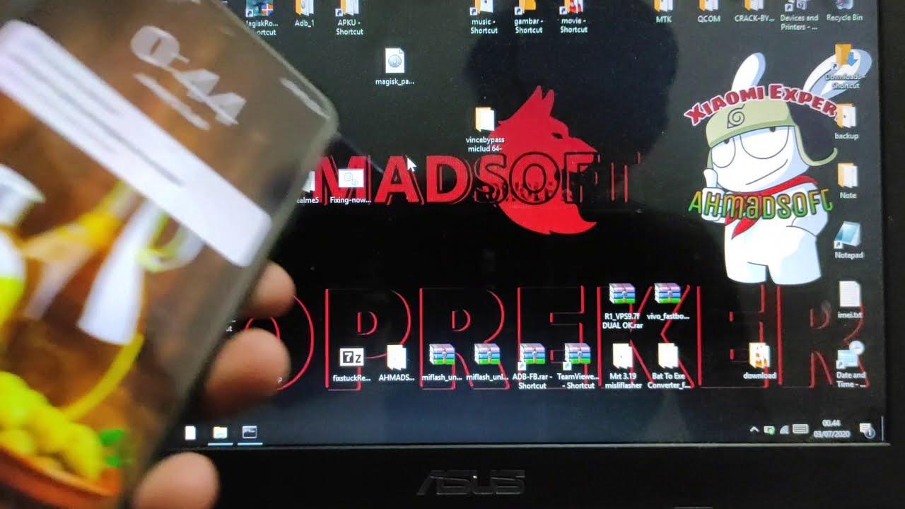 #redminote9pro Unlock bootloader Redmi Note 9 pro/ Ubl & Root