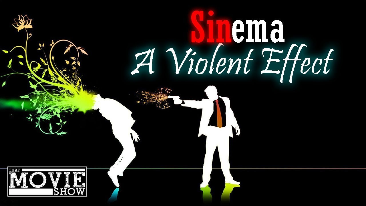 violence in movie essay